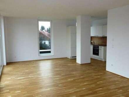 MIETE LIEFERING - NEUBAU/ERSTBEZUG: Saalachstraße 86: Schöne 84 m² 3 Zimmer-Penthouse/Dachgeschoss-Wohnung mit 19 m² Nord-Balkon…