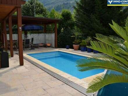 Erfolgreich vermittelt - Repräsentatives Einfamilienhaus mit Pool