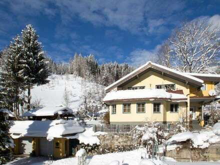 Charmantes Landhaus mit Ferienwohnungen in Wagrain