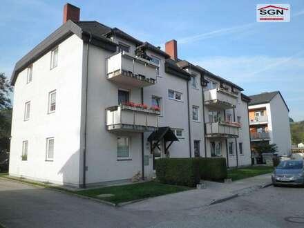 Dachgeschosswohnung in Gloggnitz