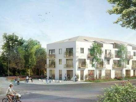 Südost ausgerichtete 3-Zi. -Wohnung mit Balkon und Loggia im exklusiven Wohnbezirk Mariatrost!