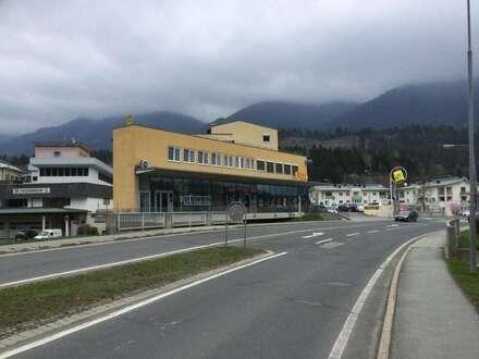 Geschäftslokal mit Wohnung zentral in Hermagor