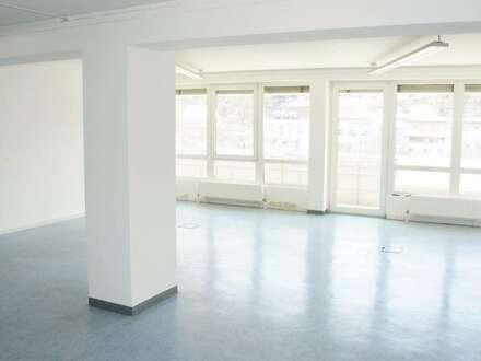 Hochwertige Gewerbeimmobilie in Top Lage von Landeck zur Vermietung! Großraumbüro, Geschäft oder Boutique!