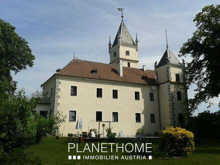 Exquisites, kleines Schloss am Tor zur Wachau