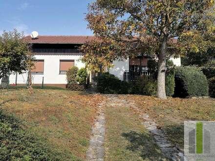 Haus in ruhiger Aussichtslage nähe Großpetersdorf