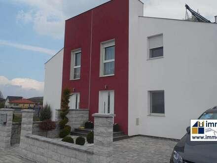 Einfamilienhaus Reihenhaushälfte in Mannersdorf