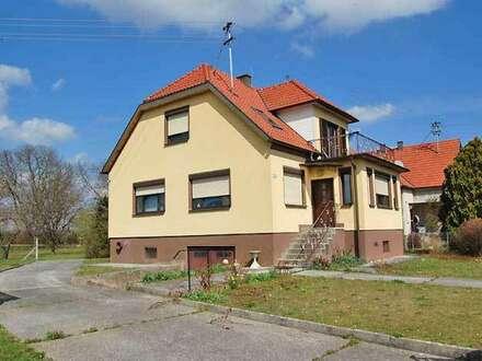 Großes Einfamilienhaus in Randlage, Obj. 12445-SZ