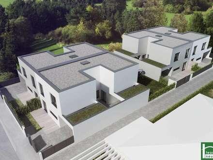 Ihr Traumhaus mit zwei Terrassen und einem Garten! Luftwärmepumpe! Fußbodenheizung! Nähe Bahnhof