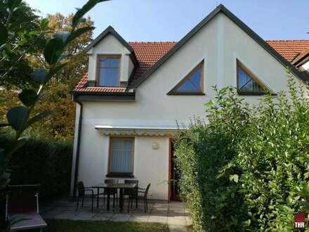 Gepflegte Wohnung mit Garten und dem Zugang direkt zur Therme Lutzmannsburg!