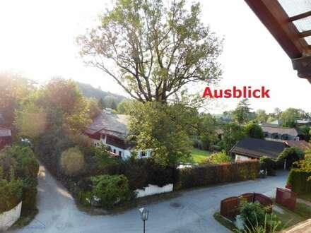 """MIETE GLANEGG: """"ERSTBEZUG"""" nach """"Generalsanierung"""": ca. 87 m² 3-4 Zi. DG-Wohnung mit Süd-Balkon"""