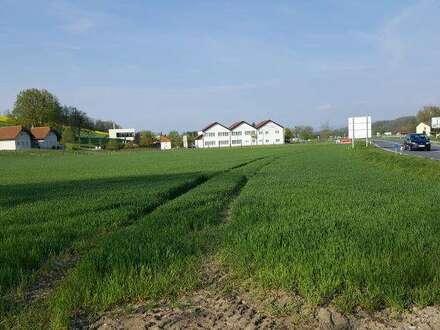 Betriebsbaugrundstück mit ca.15.600 m²