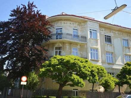 Elegante Altbau-Räumlichkeiten, Eignung sowohl als Wohnung als auch Büro