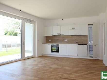 Top 3 Zimmer Wohnung! Loggia! Erstbezug mit hervorragender Ausstattung! FH Wiener Neustadt gut erreichbar!