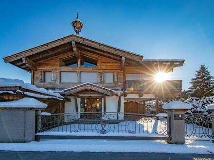 exklusive Villa mit Pool und Panoramablick