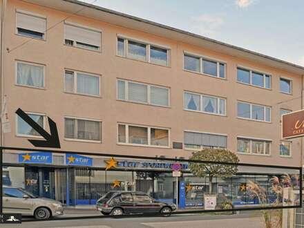 WÖRGL: ANLAGE, Rendite-Objekt im Zentrum von Wörgl, ca. 5,25 % p.a. - Geschäftsfläche zu verkaufen (Mietvertrag bis zum Jahr…