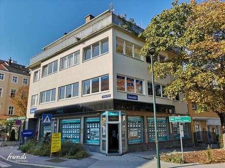 Helles und freundliches Büro im Zentrum Badens