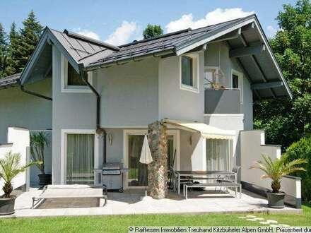 Kauf: Wohlfühlhaus in bester Sonnenlage in Fieberbrunn
