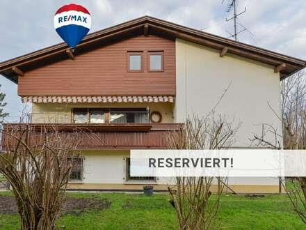 Einfamilienhaus mit großem Garten und genügend Parkmöglichkeiten zu mieten in Dornbirn