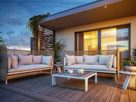 Neubauwohnung - Top 12 - Projekt Fountain Suites
