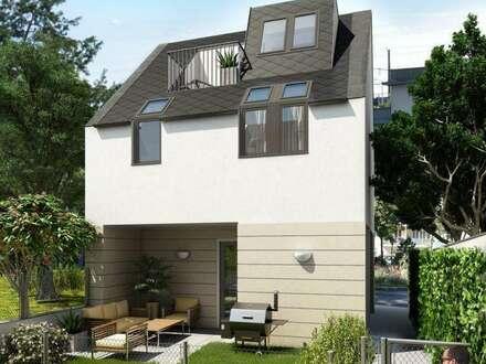 Urbanes Wohnen in 1110 Wien - ideale Raumaufteilung - Terrasse und Garten