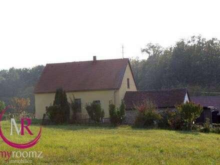 Einfamilienhaus in Alleinlage umgeben von Weinbergen in Güssing/Nähe