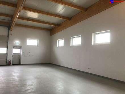 7000 Eisenstadt nähe neue beheizbare Halle mit Top Ausstattung mit oder ohne Büro (Erstbezug) zu vermieten! auch Halle mit…
