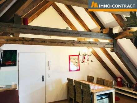 Stilvolle Dachgeschosswohnung