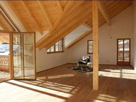 Exklusive Dachgeschoßwohnung