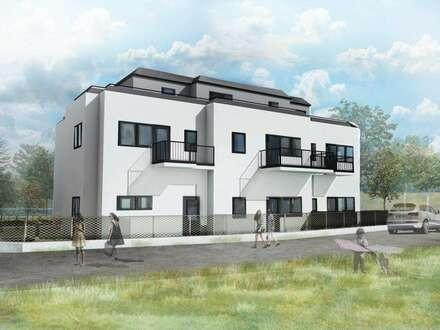 Penthouse-Wohnung - Wohnprojekt Göttlesbrunn