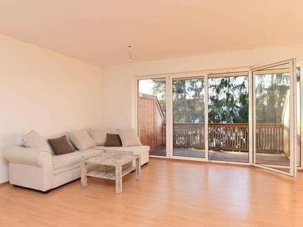 Gemütliche 2-Zimmer-Mietwohnung mit Terrasse