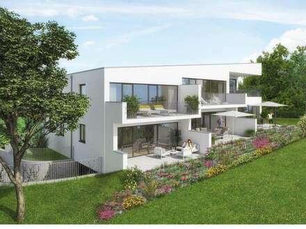 Top 1: Gartenwohnung im Weberhaus