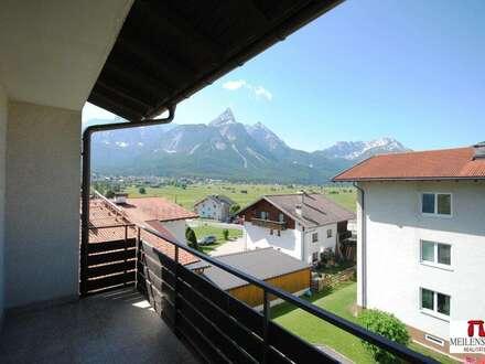 4 Zimmer Wohnung mit Balkon in Ehrwald im 2. OG