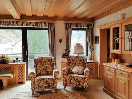 Vollmöblierte Wohnung mit herrlichem Rundumblick - ERFOLGREICH VERMITTELT