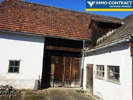 Bauernhaus auf Insel Grundstück! 15 Min von Horn