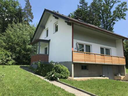 Sehr gepflegtes Einfamilienhaus - nähe Hitzendorf!