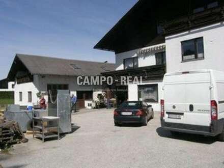 CAMPO-GEWERBE: Für Unternehmer oder Großfamilie in der Thermenregion Waldviertel