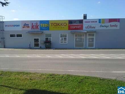 Geschäftsfläche im City Center Braunau