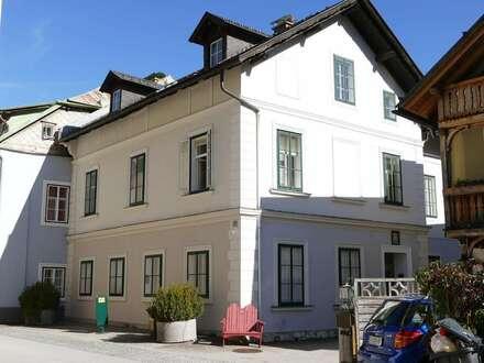 Jahrhundertwendehaus im Stadtzentrum von Bad Aussee