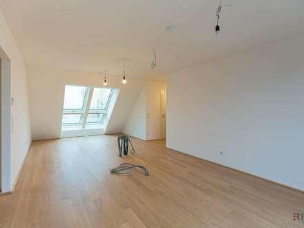 VIDEOBEGEHUNG - **MIET IT** - Bestens aufgeteilte 3 Zimmer DG Wohnung mit Terrasse - Erstbezug