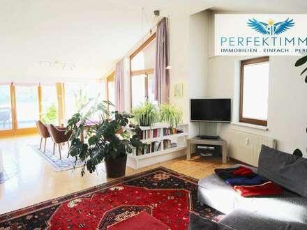 Sehr sonnige 3 Zimmer Dachgeschoss-Wohnung mit ca. 17 qm uneinsehbarer Dachterrasse in Imst zu verkaufen!