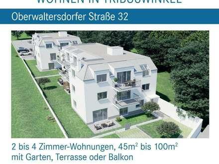 ++ TRAUM ++ NEUBAUPROJEKT - DIE LETZTEN 5 WOHNUNGEN zwischen 45 m² und 100 m²