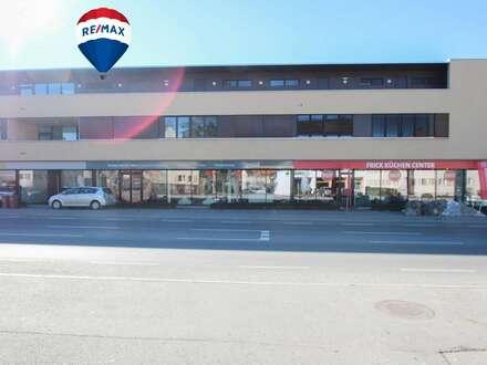 vermietete Geschäftsfläche in Dornbirn an Investor zu verkaufen