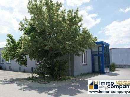 Gewerbehalle mit Büroräumen Ideal für Ihre Geschäftsidee in Eisenstadt