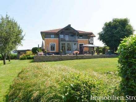Exklusives Einfamilienhaus nahe den Trumer Seen