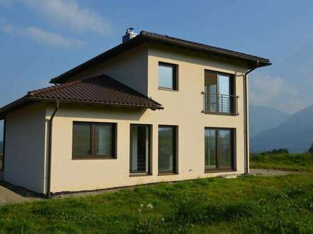 Schönes, neues Einfamilienhaus in idyllischer Sonnenlage!