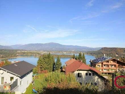 Großes Wohnhaus mit 2 Einliegerwohnungen in traumhafter Faakersee-Aussichtslage