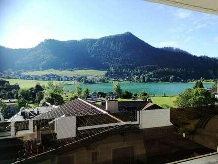 Thiersee: Traumwohnung mit Panoramablick auf den See