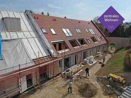 Traumhafte Eigentumswohnung mit sonniger Terrasse! Erstbezug!