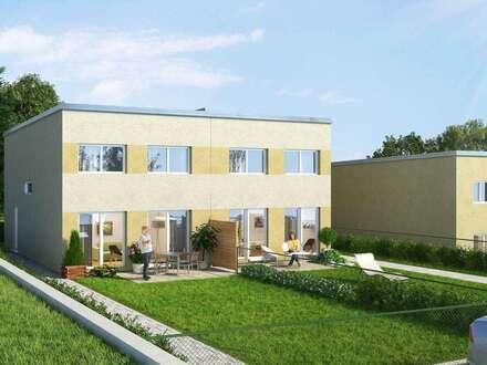 Modernes Reihenhaus in Passivbauweise in Stockern/ Kleinmeiseldorf in sonniger Ruhelage - SOFORTIGES EIGENTUM