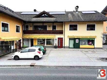 Kuchl: Praxis, Geschäft, Sudio oder Praxis (barrierefrei, 208m²) mit 6 Parkplätze zum Mieten!